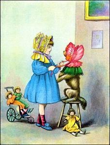 Illustration: Prattles For Our Boys and Girls Hurst & Co.: New York. © 1912.
