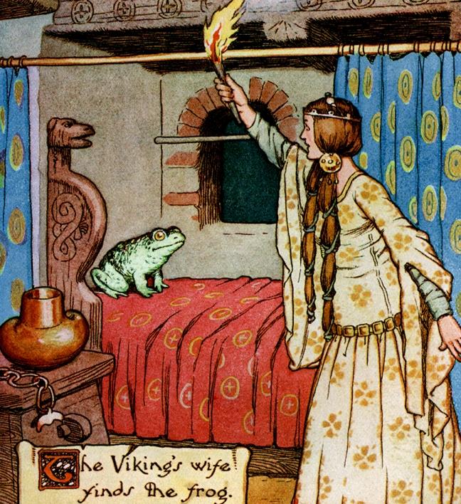 Viking's-Wife-Hans-Andersen's-SQ