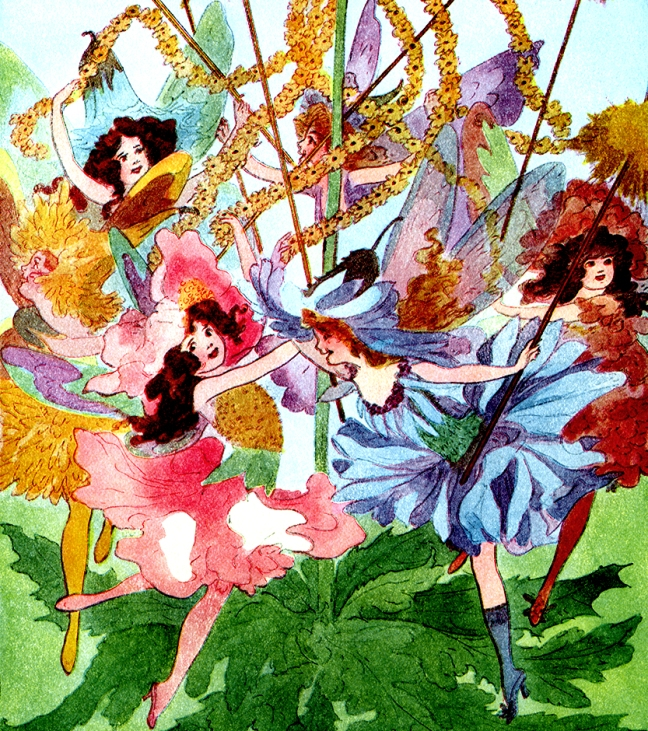 Maypole-A-Year-With-The-Fairies-Sq
